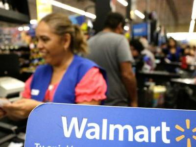 Walmart has a brand new look - and it's a radical change for the company