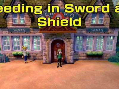 Pokemon Sword and Shield: How to Breed   Game Rant