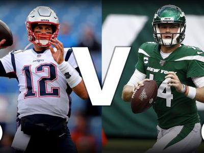 What channel is Patriots vs. Jets on today? Schedule, time for 'Monday Night Football' game