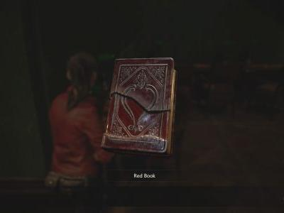 Resident Evil 2 Remake Red Book and Art Room Statue Guide - How to get the Magnum and MQ11
