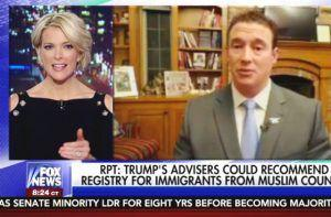 Megyn Kelly Scolds Trump Supporter: 'You Can't Be Citing Japanese Internment Camps as Precedent!'