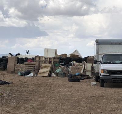 Investigators talk about living conditions inside Taos County compound