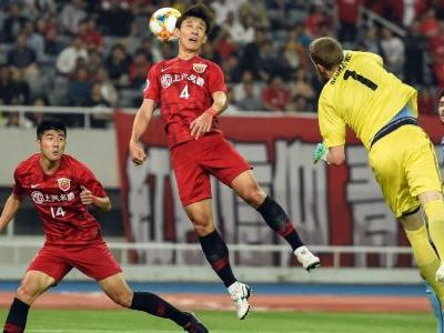 Adam Le Fondre scores again to earn Sydney FC a point at Shanghai SIPG