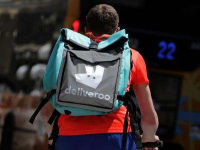 Amazon's Deliveroo investment is a bad sign for Uber - shares of an Uber Eats rival are tanking