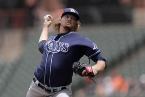 2 Rays have combined perfect game thru 8 innings vs Orioles