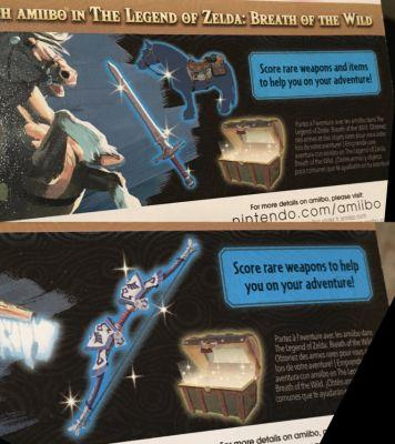 Rumour: Zelda Breath Of The Wild Amiibo To Give Player Rare Weapons