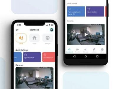 HomeKit DIY security company Abode releases major revamp to mobile apps