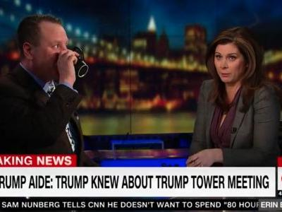 CNN Takes Heat For Grilling Ex-Trump Aide Sam Nunberg on Being Drunk: 'Sh*tty and Heartless'