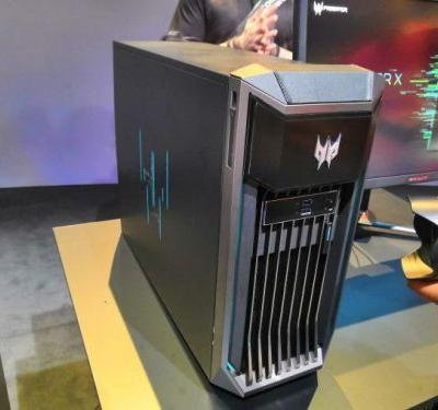 Acer Wants To Sell a Dual Xeon Predator X System: Please No