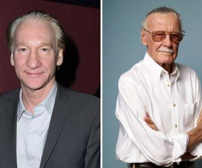 Bill Maher Trashes Stan Lee, Says Comic Books Are Why Donald Trump Was Elected