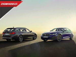 ZigFF: 2020 BMW 5 Series Facelift - We Want The Wagon