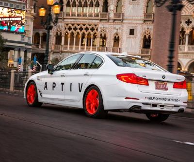 Aptiv Plans Driverless Car Tech Hub in Boston After Buying NuTonomy