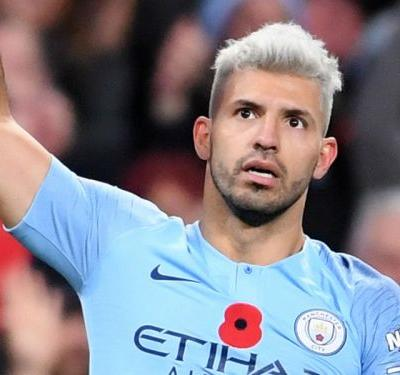 Aguero matches Rooney's Manchester derby record as City star scores against Utd once again