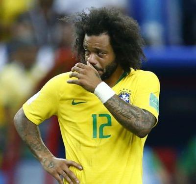 Marcelo hurting after 'horrible' night which saw Brazil's World Cup dream die