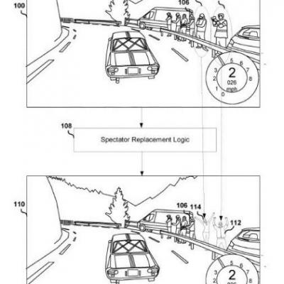 Interesting VR Patent Filed By Sony Talks About Replacing In-Game Spectators With Friends' Avatars