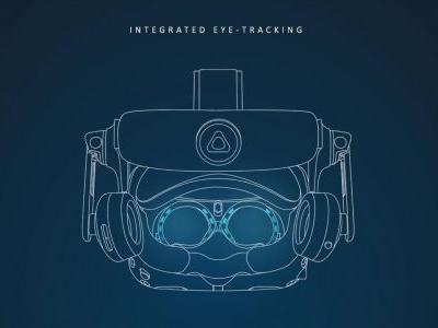 CES 2019: HTC will be releasing the VIVE Pro Eye with built in eye tracking
