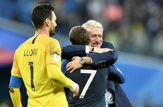 Column: Deschamps poised to make coaching history for France