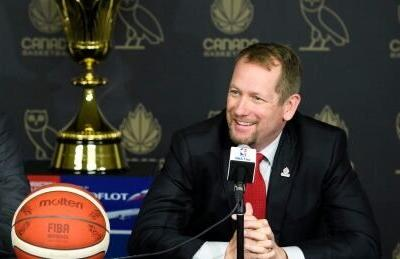 Raptors coach Nick Nurse to lead Canada's men's team at FIBA World Cup