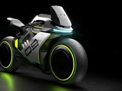 Segway Says It's Going To Make An Electric Motorcycle With a Radical Difference