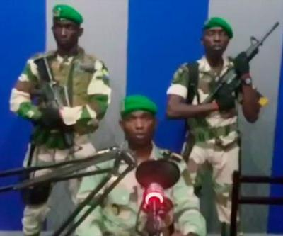 Gabon army seizes control of the government 'to restore democracy'