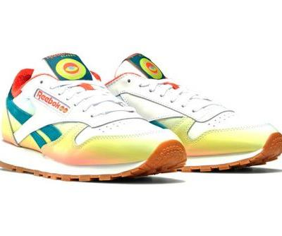 This Reebok Classic Leather Colorway is Made for Cannabis Lovers