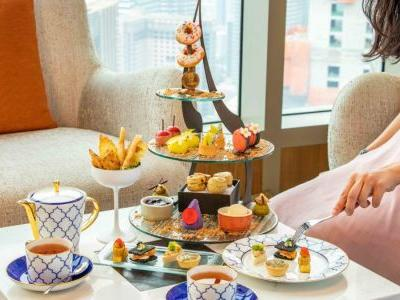 Have an afternoon tea experience like no other, thanks to CIMB Bank premier credit card