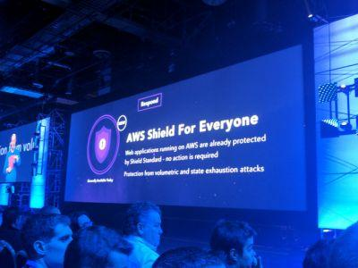 AWS launches Shield to protect web applications from DDoS attacks