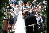 The 29 Best Moments From Prince Harry and Meghan Markle's Fairy Tale Royal Wedding