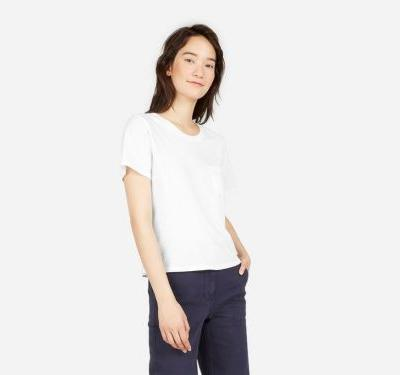 After 4 years of searching, I found the perfect white T-shirt - and it only costs $16