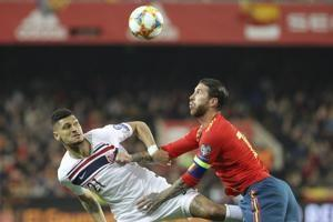 Spain, Italy start Euro 2020 qualifying with wins