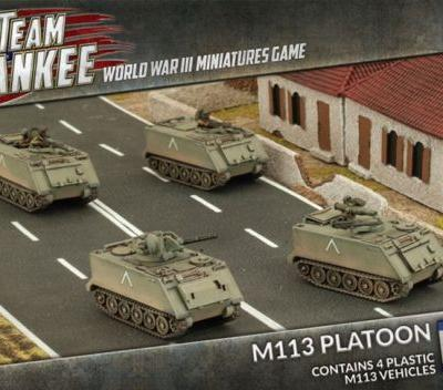 New Israeli Forces Available For Team Yankee
