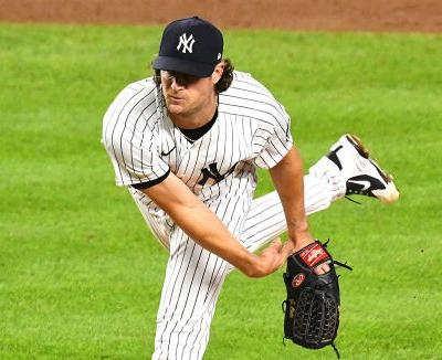 Gerrit Cole picks up his 100th career victory in Yankees' win