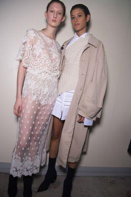 Burberry Show Their SS17 Men's And Women's Collections At LFW