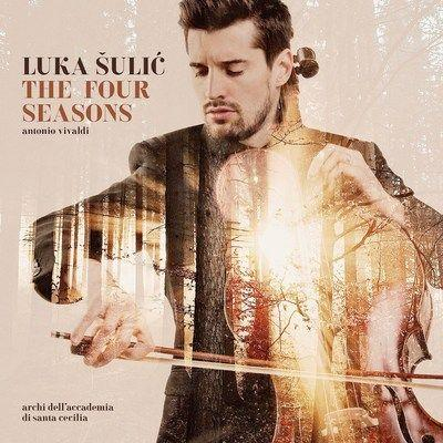 Superstar Cellist Luka Šulić Announces His First Solo Classical Recording, A Bold New Arrangement Of Vivaldi's The Four Seasons