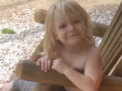 Kentucky State Police search for 3-year-old girl last seen Tuesday