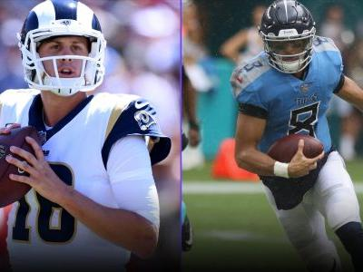 Week 11 Fantasy Football Advice: Live injury updates, start 'em sit 'em, NFL DFS tips, more
