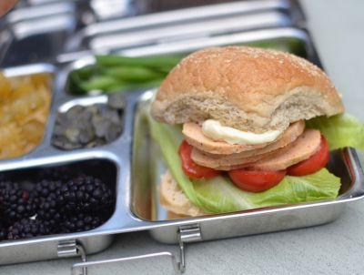 Make Your Own Lunch Box Chicken Loaf Recipe