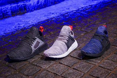 Adidas Originals Release Three Exclusive Colorways of the NMD XR1