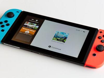 Bloomberg Report Says Switch Pro Out Holiday 2021