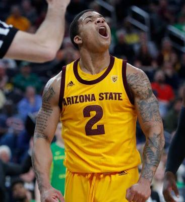 Oregon beats Arizona State 79-75 in overtime in Pac-12 semis