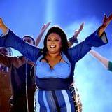 Lizzo's Spirited MTV Awards Performance Is the Sister Act Tribute We Never Knew We Needed