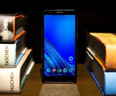 The $149 Moto E6 is a minor update to Motorola's entry-level phone