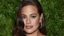 Ashley Graham Embraces Her Stretch Marks In Gorgeous Photos: 'New Mom Bod'