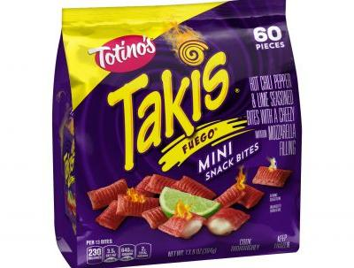 Totino's Takis Fuego Mini Snack Bites Are A Spicy Upgrade To Pizza Rolls