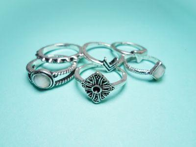 Zaful Tribal Stack Ring Set | Review