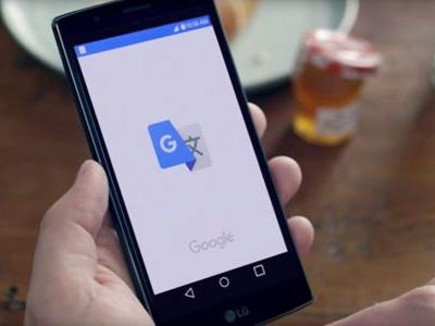 Google Translate adds real-time camera conversion for 13 more languages