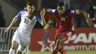 Panama vs. USA: Fearless Pulisic passes another tough test against Panama in World Cup qualifying