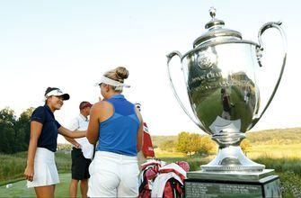 Photos: Scenes from the U.S. Girls' Junior championship match
