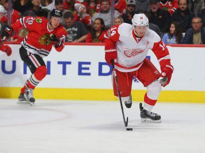Nyquist's suspension comes at awful time as Red Wings fight for playoffs