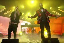 Gucci Mane & Kevin Gates Take Over 'Kimmel' For Gritty 'I'm Not Goin'' Performance: Watch